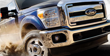 Ford Power Stroke Diesel web banner thumbnail