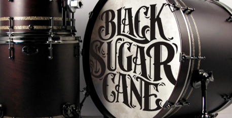 Black Sugar Cane band logo thumbnail